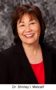 Dr. Shirley Metcalf